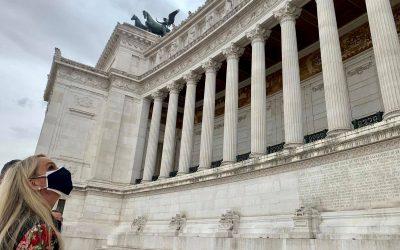 Visita al Vittoriano di Roma