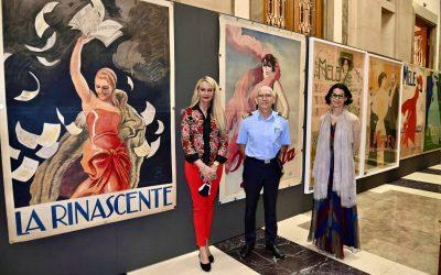 Mostra artistica a Palazzo Aeronautica
