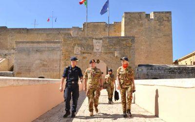 Visita al Polo Anfibio nazionale della Marina Militare a Brindisi
