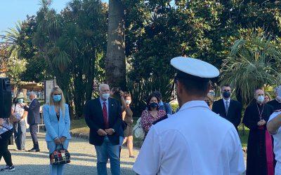 Inaugurazione dei Giardini storici di La Spezia