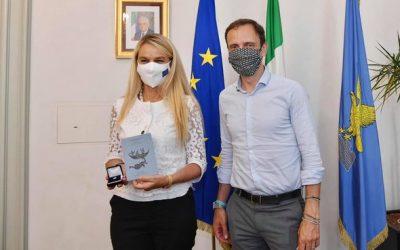 Aquileia, incontro con il Presidente FVG Massimiliano Fedriga ed il Sindaco locale