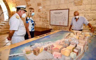 Visita al Castello Aragonese di Taranto