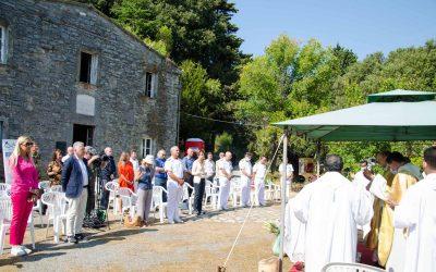 Cerimonia in onore di San Venerio e benedizione dei natanti all'Isola del Tino