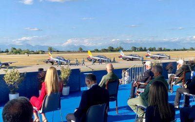Celebrazione dei 60 anni della Pattuglia Acrobatica Nazionale