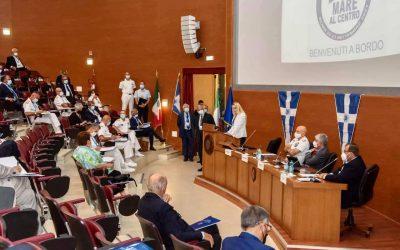 """Convegno """"Mare al centro"""" della Lega Navale Italiana presso il Centro Alti Studi Difesa"""