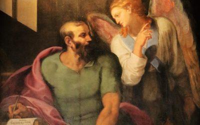 San Matteo Apostolo, patrono della Guardia di Finanza