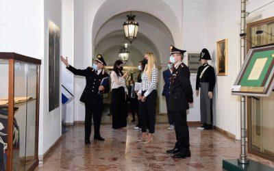 Visita al Comando della Scuola Allievi Carabinieri di Torino