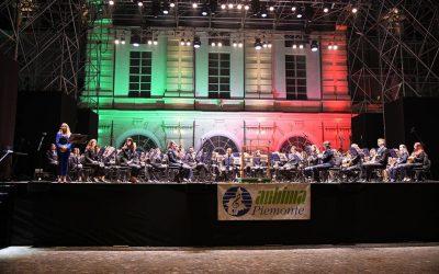 Concerto della Banda Musicale Giovanile del Piemonte per celebrare il Milite Ignoto nell'anno del centenario
