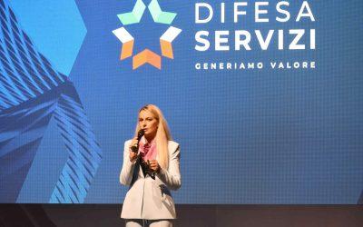 Presentazione del nuovo logo Difesa Servizi S.p.A.