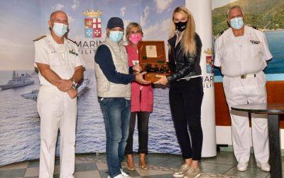 Premiazioni del Trofeo Mariperman