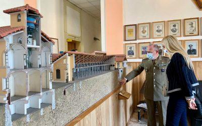 Visita al Polo Manutentivo Armi Leggere di Terni