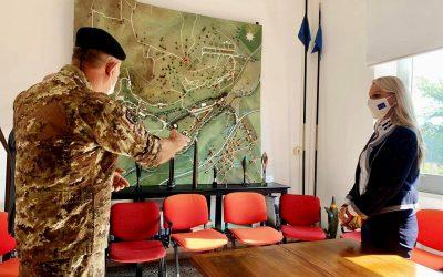 Stabilimento Militare del Munizionamento Terrestre a Baiano di Spoleto