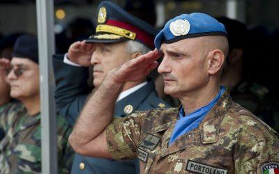 Buon lavoro Gen. Portolano, nuovo Segretario Generale della Difesa e Direttore Nazionale degli Armamenti