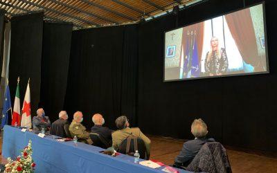 Videomessaggio per il XXIII Convegno Nazionale degli Ufficiali Medici e del Personale Sanitario della Croce Rossa Italiana